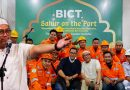 "BICT Gelar ""Sahur On The Port"" di Belawan"